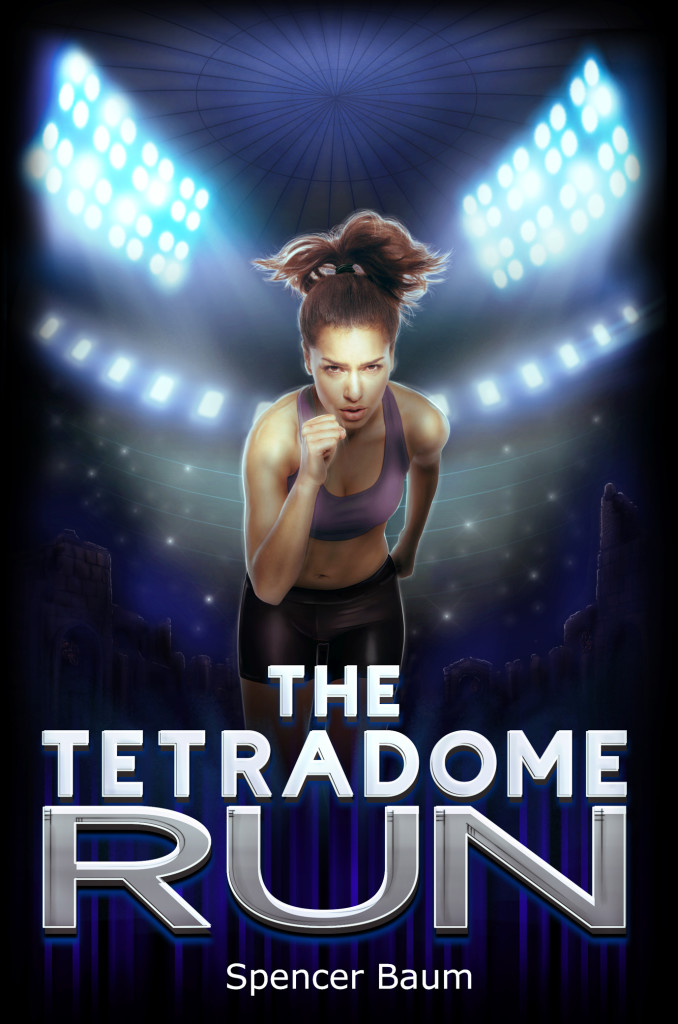 The Tetradome Run novels will start in present-day America and allow the reader to watch as society slides ever-farther into dystopia.